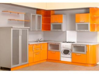 Кухонный гарнитур угловой Маргарита 1 - Мебельная фабрика «Градиент-мебель»