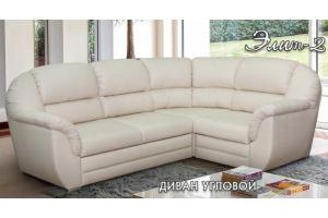Угловой диван Элит 2 - Мебельная фабрика «РаИра»