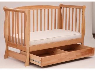 Детская кровать трансформер Феррария