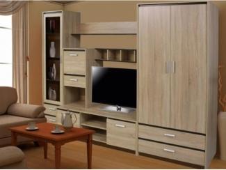 Модульная стенка Жасмин - Мебельная фабрика «Мебельный комфорт»