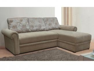 Угловой диван Виктория 2-1 Люкс - Мебельная фабрика «Боровичи-мебель»
