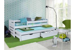 Детская кровать Практик - Мебельная фабрика «Верба-Мебель»