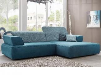 Голубой диван Вегас  - Импортёр мебели «MÖBEL MODERN», г. Москва