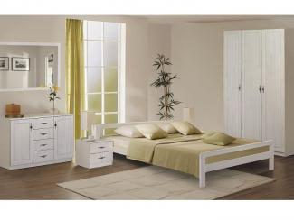 Спальня Эко - Мебельная фабрика «Элегия»
