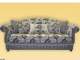 Диван прямой «Богемия 4» - Изготовление мебели на заказ «1-я мебельная компания», г. Нижний Новгород
