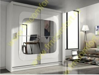 Красивый шкаф-купе Нова  - Мебельная фабрика «Комфорт»