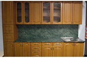 Эконом класса кухня Мария ольха - Мебельная фабрика «Фалькон»