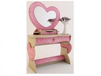 Детский туалетный столик Красотка  - Мебельная фабрика «Северная Двина»