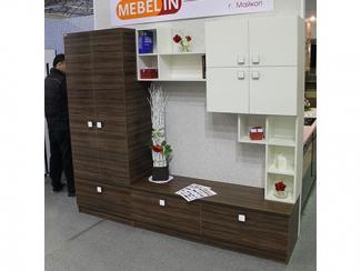 Мебельная выставка Краснодар: Гостиная стенка - Мебельная фабрика «Мебелин», г. Майкоп
