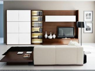 Гостиная стенка 077 - Мебельная фабрика «Mr.Doors»