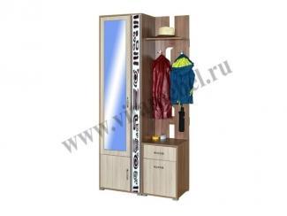 Прихожая Мираж с фотопечатью на стекле - Мебельная фабрика «Вита-мебель», г. Кузнецк