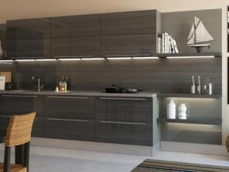Кухня прямая Ancona plus - Мебельная фабрика «Zetta»