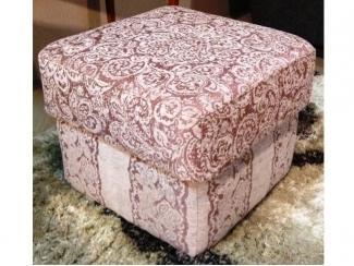 Пуф с откидной крышкой - Мебельная фабрика «Sumo Design»