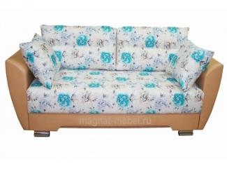Уютный мягкий диван на пружинном блоке Венеция 4 БД - Мебельная фабрика «Магнат»
