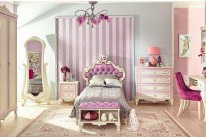 Молодежная спальня Маркиза - Мебельная фабрика «Любимый дом (Алмаз)»