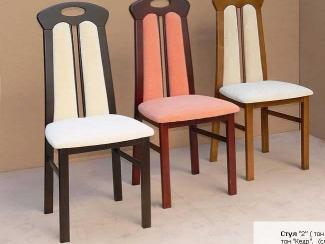 Стул модель 2 - Мебельная фабрика «Акрон»