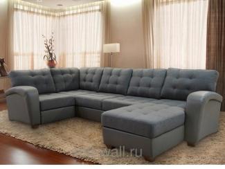 Большой модульный диван  - Мебельная фабрика «SoftWall», г. Омск
