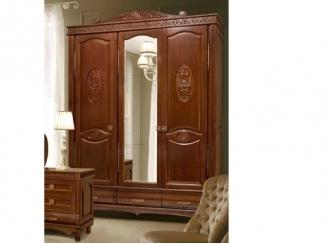 Шкаф Флоренция 3-дверный - Мебельная фабрика «Ивна», г. Яблоновский