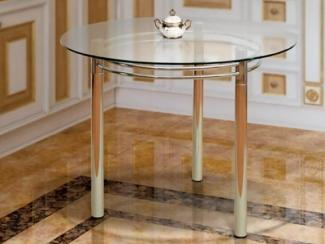 Стол обеденный из стекла-4 - Мебельная фабрика «Фант Мебель»