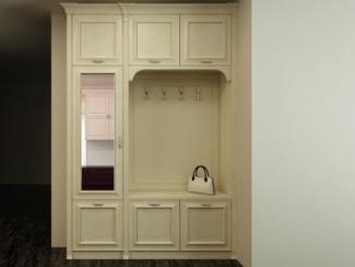 Прихожая прямая 4 - Мебельная фабрика «Анонс»