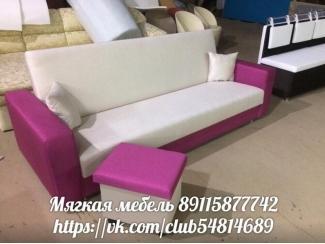 Диван прямой - Мебельная фабрика «ИП Такшеев», г. Новодвинск