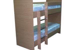 Кровать детская двухъярусная - Мебельная фабрика «Мебельный Арсенал»