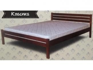 Двухспальная кровать Классика  - Мебельная фабрика «Романов-мебель», г. Краснодар