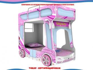 Кровать детская Baby Bus - Мебельная фабрика «Мебель от Михаила»
