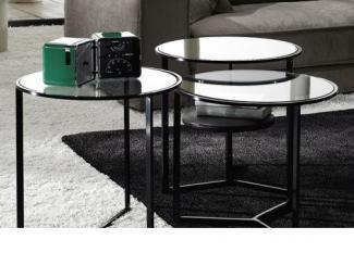 Стол журнальный trial - Импортёр мебели «Riboni Group (Италия)»