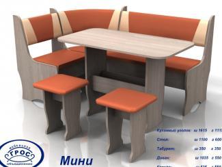 Кухонный уголок Мини - Мебельная фабрика «Грос»