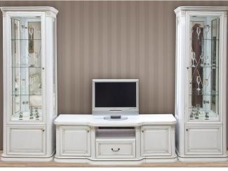 Гостиная стенка «НИЖЕГОРОДЕЦ-92»  эмалевый - Мебельная фабрика «Нижегородец»