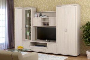 Гостиная Ника-Люкс - Мебельная фабрика «Ижмебель»