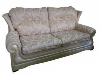 Прямой диван Барон - Мебельная фабрика «Марк Мебель»