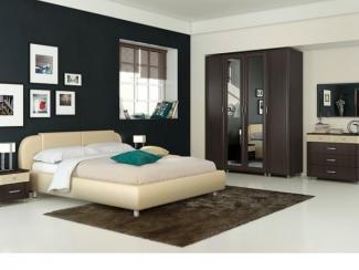 Спальня Эстетика 1 - Мебельная фабрика «Ангстрем (Хитлайн)»