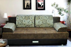 Диван прямой «Манило» - Мебельная фабрика «Категория», г. Ульяновск