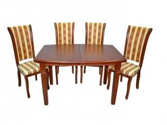 Обеденная группа со стульями «Валери»