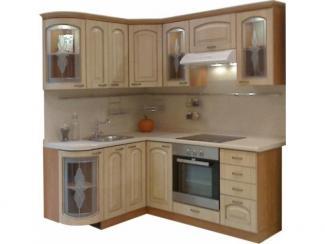 Кухня угловая Патина беленый дуб