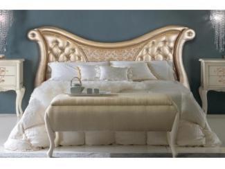 Стильная кровать Лира  - Мебельная фабрика «Стрэк-тайм»