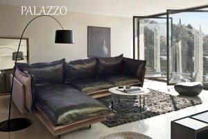Диван угловой Палаццо - Мебельная фабрика «Lorusso divani»