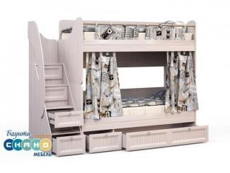 Кровать Баунти КБ 2-2  - Мебельная фабрика «Сканд-Мебель»