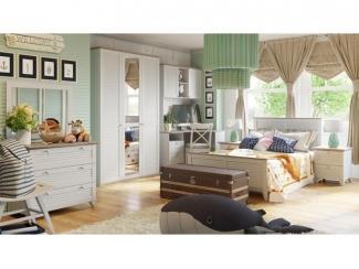 Модульная мебель для детской Ривьера - Мебельная фабрика «ТриЯ» г. Волгодонск