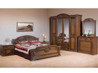 Спальный гарнитур Клеопатра - Мебельная фабрика «Кубань-мебель»
