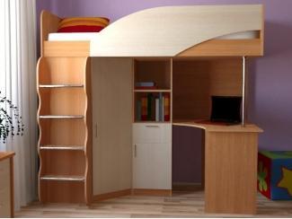Стильная детская №1 - Мебельная фабрика «Ваша мебель»