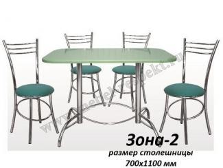 Обеденная группа 2 - Мебельная фабрика «Респект»