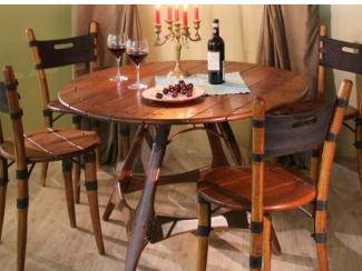 Стол обеденный NAVAJO - Импортёр мебели «Arredo Carisma (Австралия)»