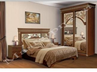 Спальный гарнитур 163 - Мебельная фабрика «Master»