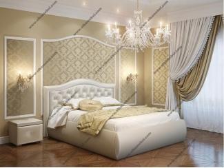 Кровать Верона - Мебельная фабрика «Эльба-Мебель»