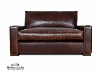Кожаный диван-креслоЗора - Мебельная фабрика «МебельЛайн»
