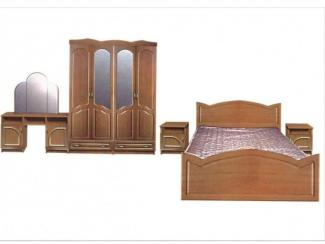 Спальня Регина МДФ
