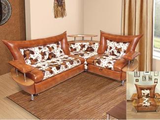 Угловой диван Натали-3ю - Мебельная фабрика «Фант Мебель»